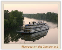 Riverboat on the Cumberland